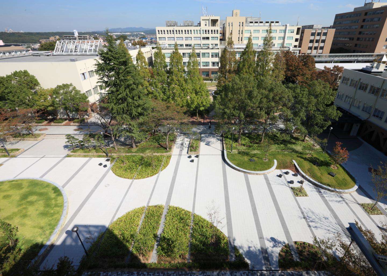 キャンパス 大学 神戸 学院 ドット